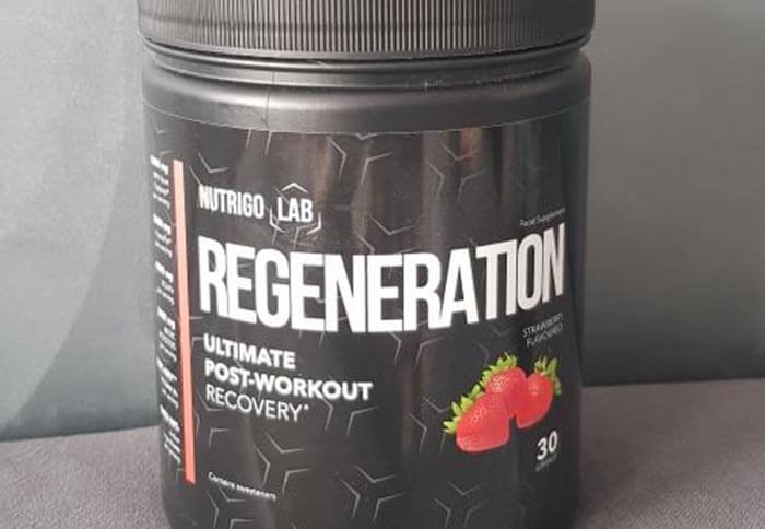 Co je Nutrigo Lab Regeneration