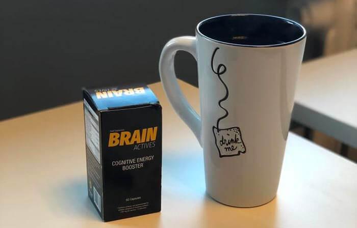 Jaké je složení Brain Actives