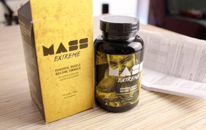 Jaké je složení Mass Extreme