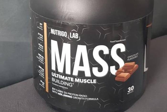 Jaké je složení Nutrigo Lab Mass