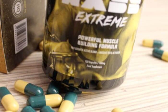 Jak používat Mass Extreme