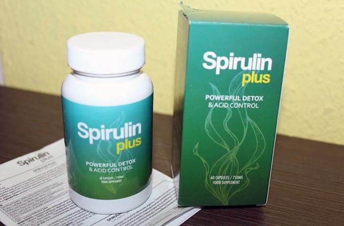 Jak používat Spirulin Plus