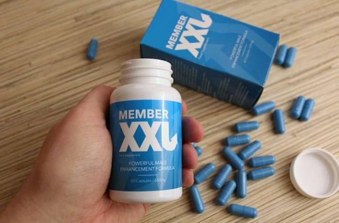 Member XXL Efekt