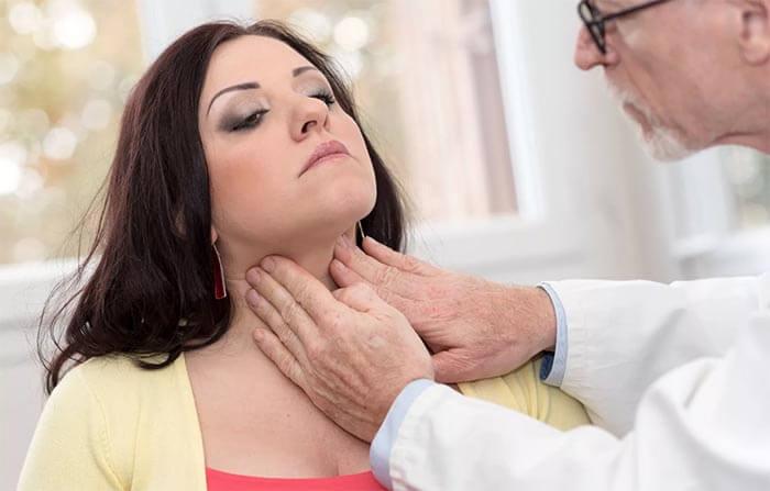Příčiny poruch štítné žlázy