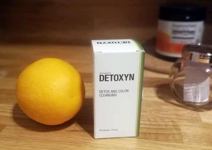 Detoxyn – jaké je složení