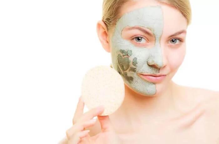 Domácí masky na akné