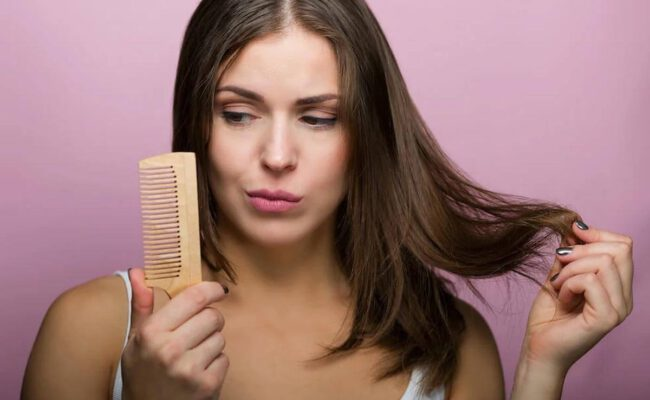 Jak bojovat proti nadměrnému vypadávání vlasů